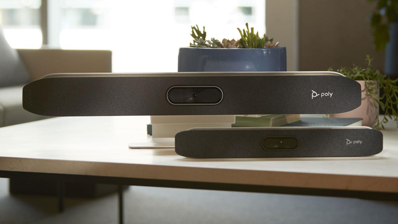 Poly Studio X, nueva generación de barras de vídeo para conferencias