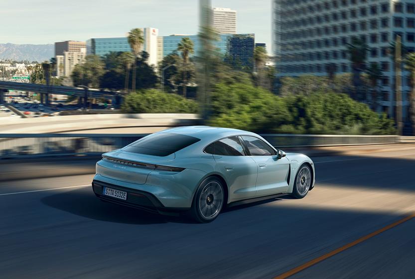 Porsche Taycan 4S - Características