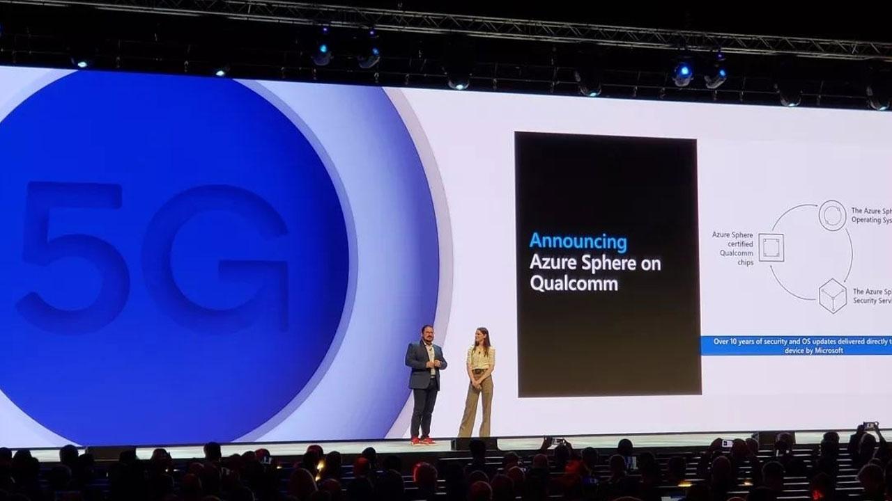 Qualcomm producirá los primeros chips con Azure Sphere para celulares