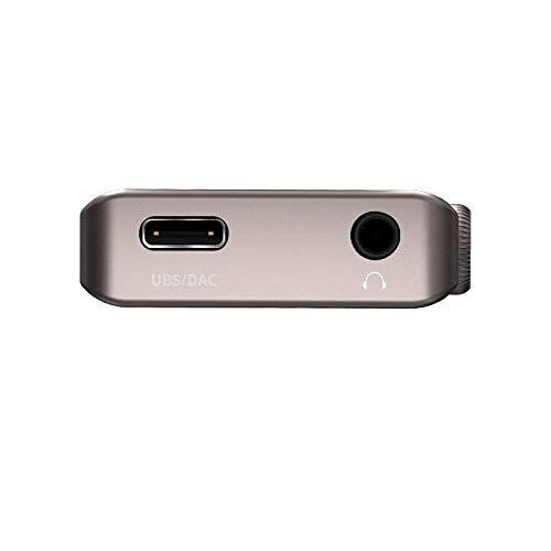 Shanling M0, USB