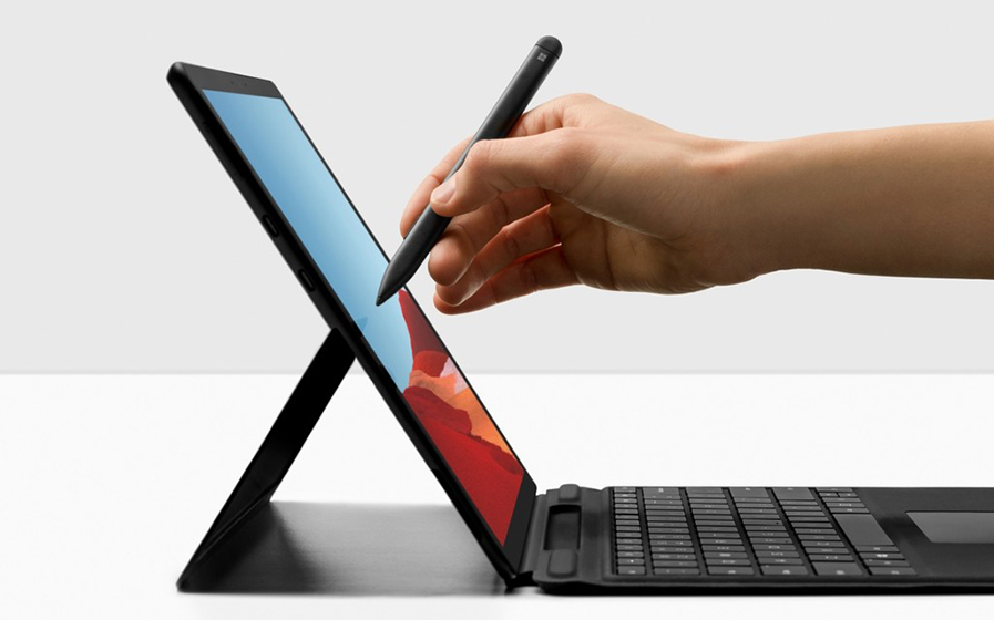 Surface Pro X - Stand