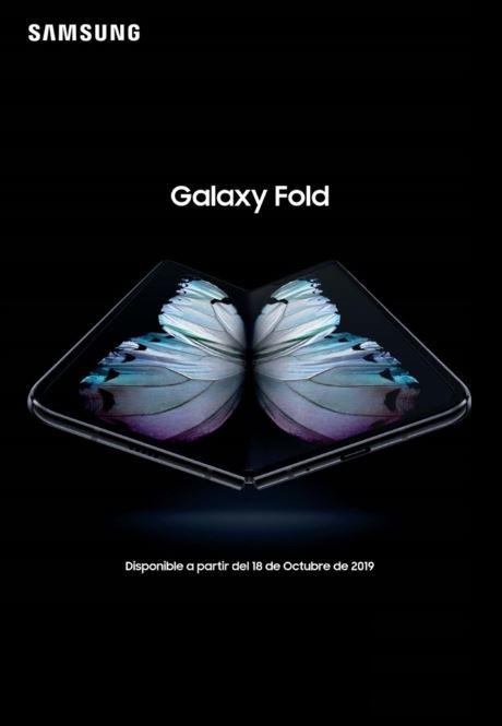 fecha de lanzamiento del galaxy fold
