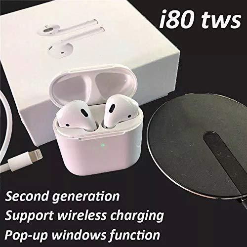 i80 TWS, carga QI