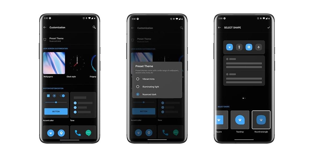 android 10 en móviles oneplus