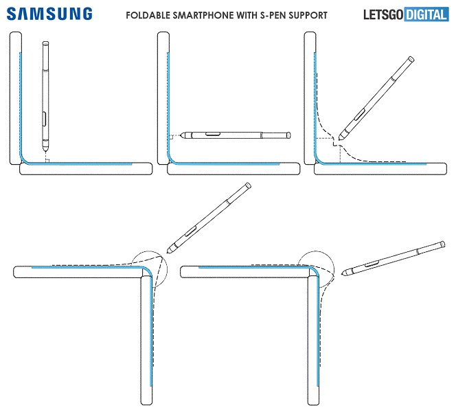 samsung galaxy fold 2 s pen