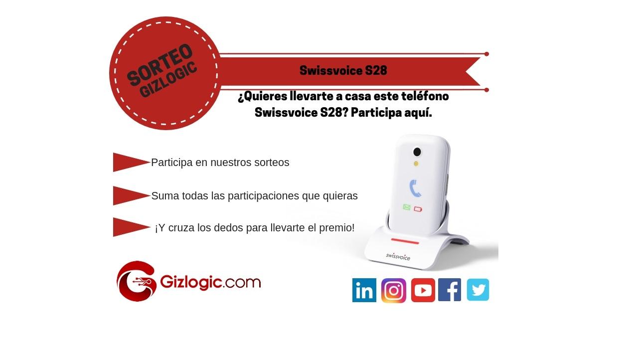 Sorteo Swissvoice S28