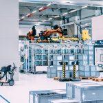 Adidas Speedfactories Robots