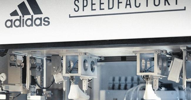 Adidas Speedfactories