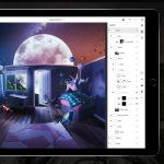 Adobe Photoshop ya está disponible para el iPad y Apple Pencil