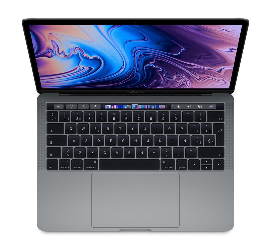 "Apple Macbook Pro 13"" i5 2,3 GHz 256GB Touch Bar Gris Espacial"