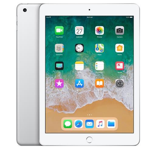 """Apple iPad 9,7"""" 128GB Wi-Fi Plata (2018)"""