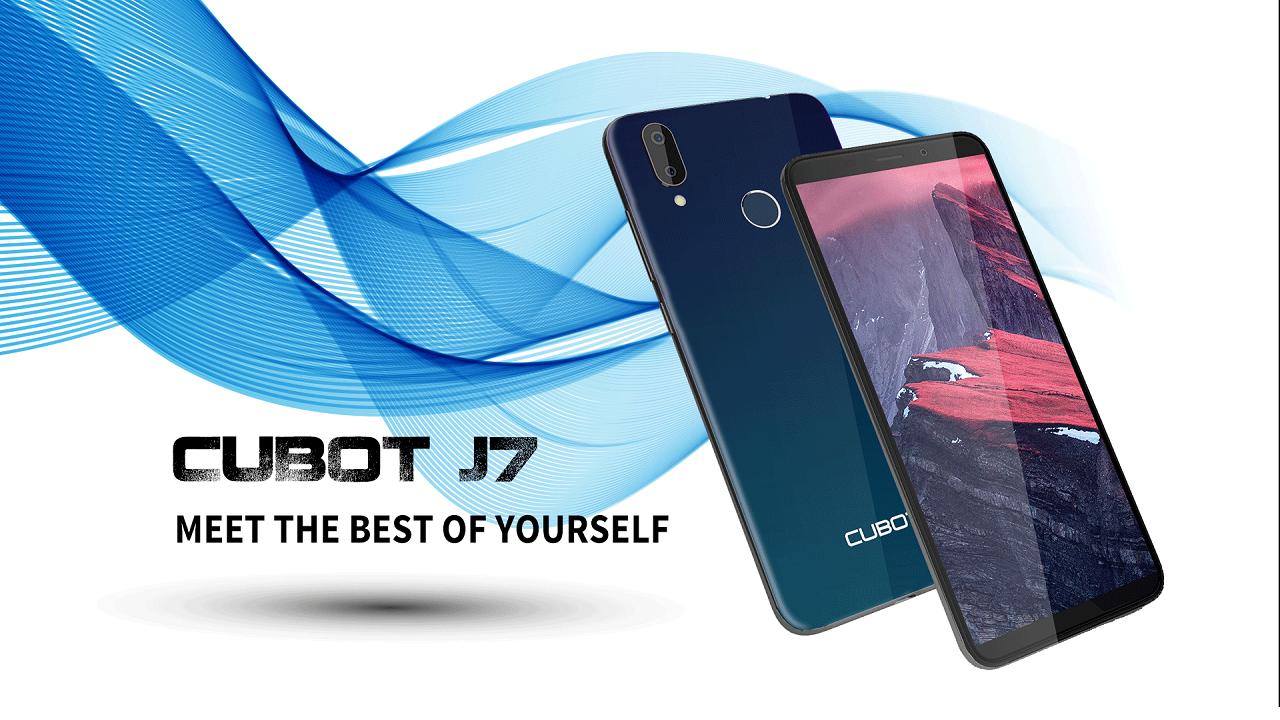 Cubot J7