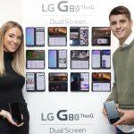 El LG G8X ThinQ con pantalla doble es presentado en España
