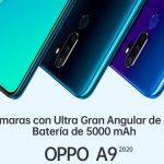 El Oppo A9 y Oppo A5 llegan al mercado de gama media español