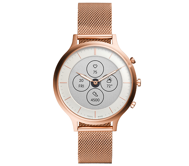 Fossil Hybrid HR - colores