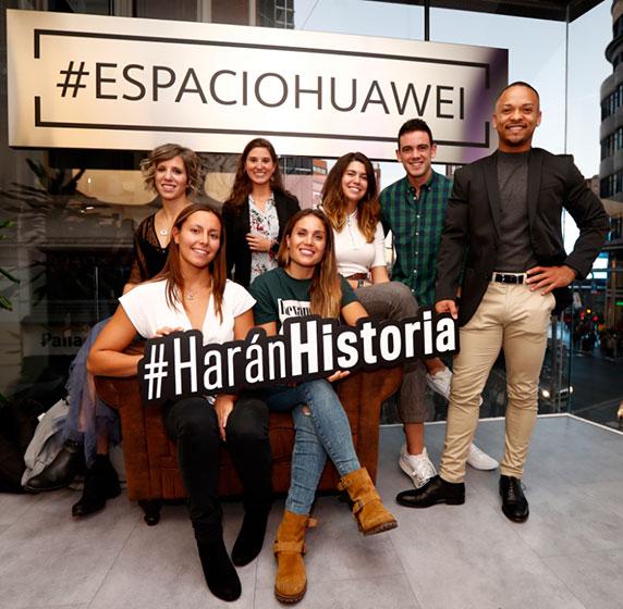 Harán Historia de Huawei