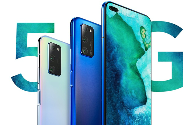 Honor View 30 y View 30 Pro