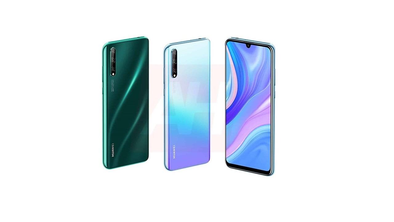 Huawei P Smart 2020 filtracion