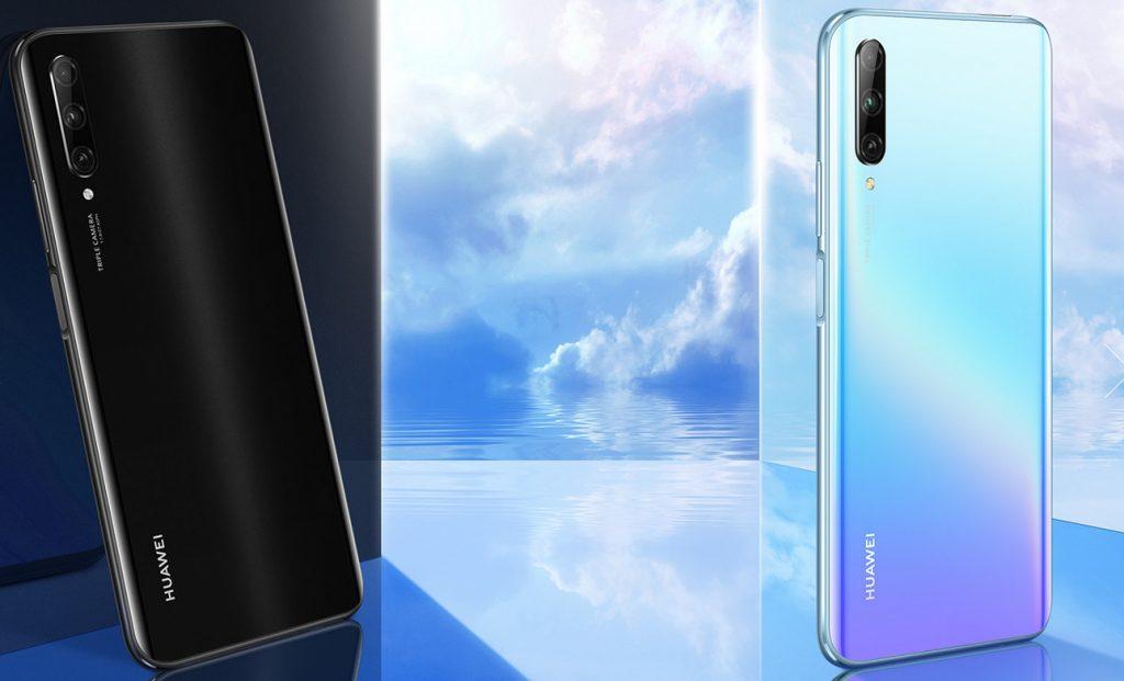 Huawei Y9s - Diseño