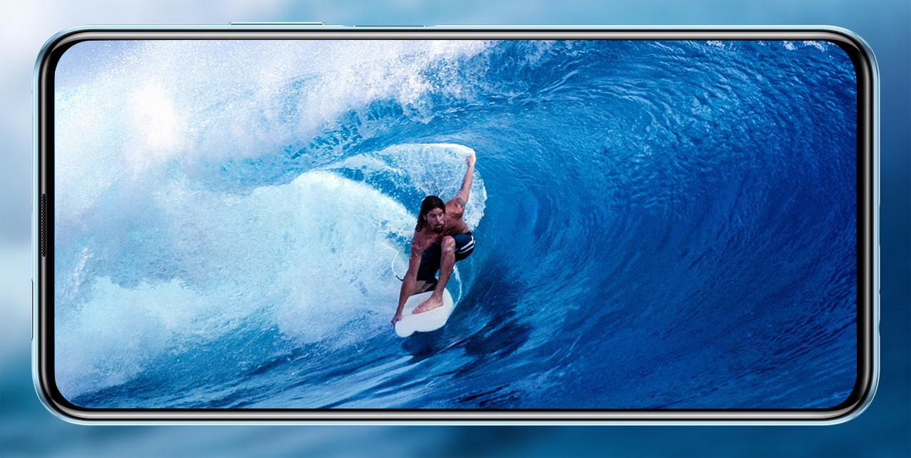 Huawei Y9s - Pantalla