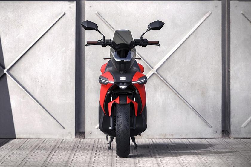 SEAT e-Scooter - Detalles