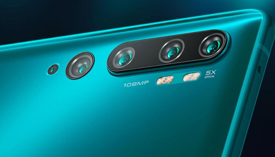 Xiaomi Mi CC9 Pro - Cámaras
