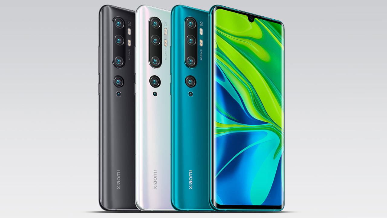 Xiaomi Mi CC9 Pro - Destacada