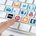 aerolineas en redes sociales
