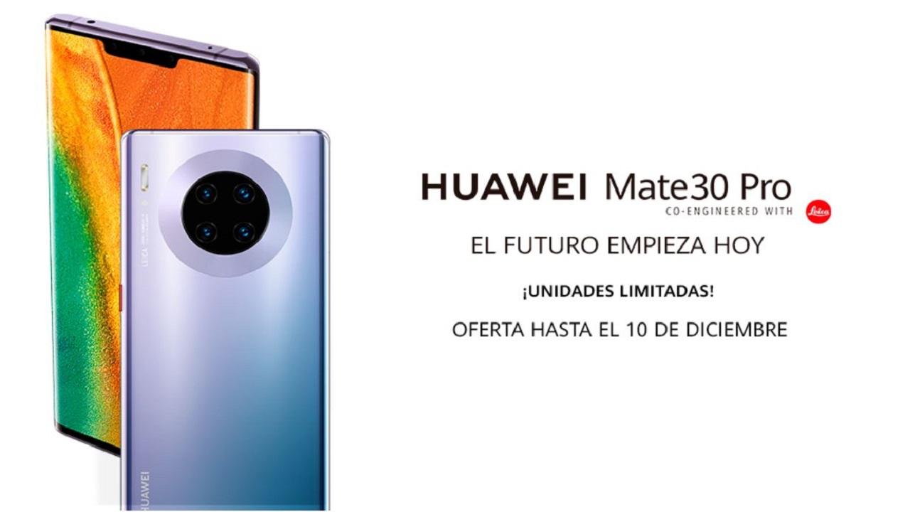 comprar el Huawei Mate 30 Pro