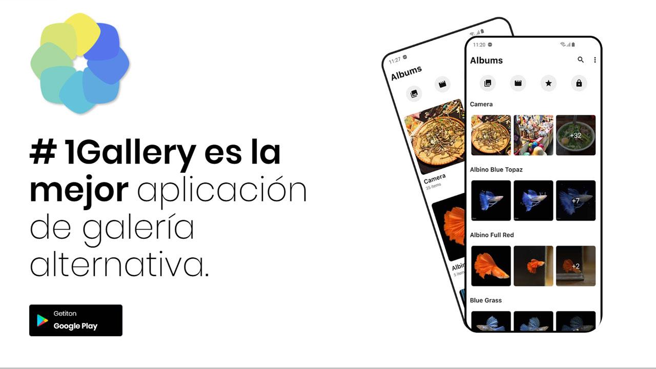 1Gallery, una app con encriptación de archivos