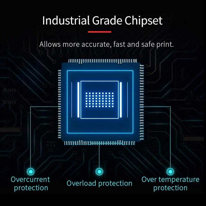 Anet ET4, CPU