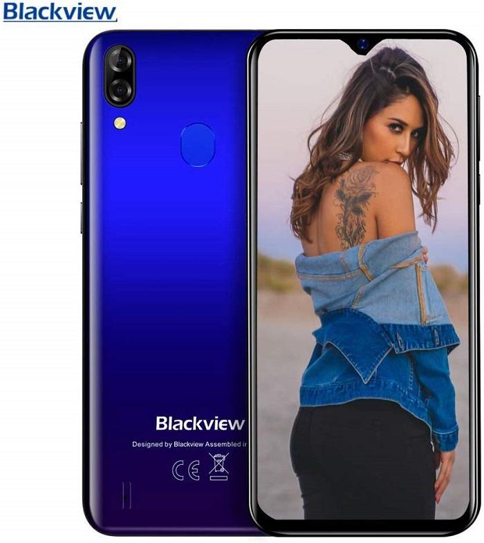 Blackview A60 Pro, aspecto