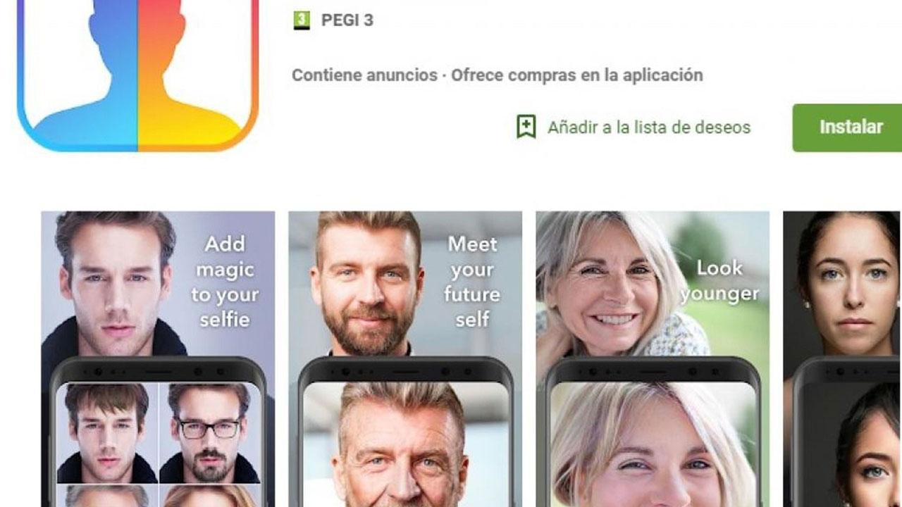 El FBI advierte que FaceApp es una amenaza potencial de contrainteligencia