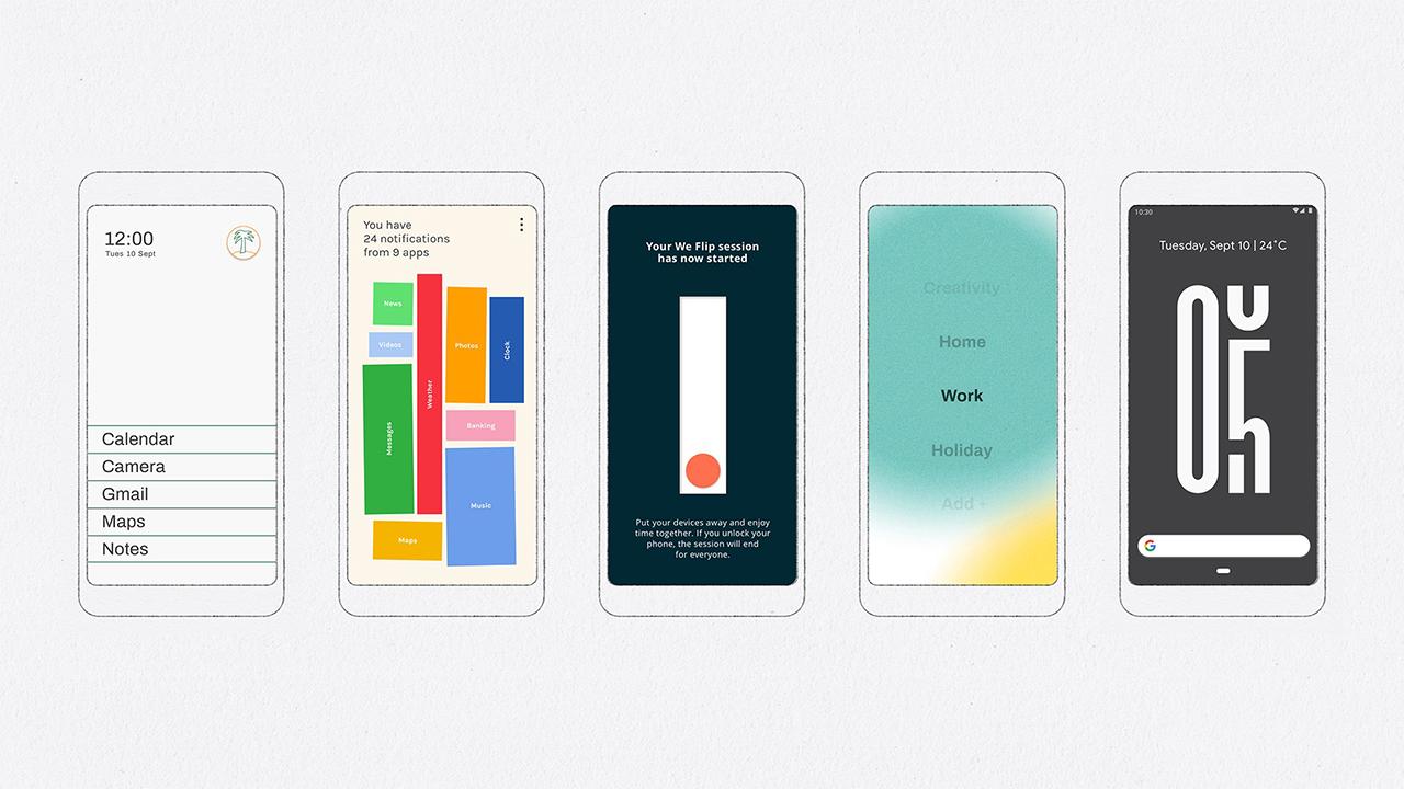 Google estrena 6 apps de bienestar digital