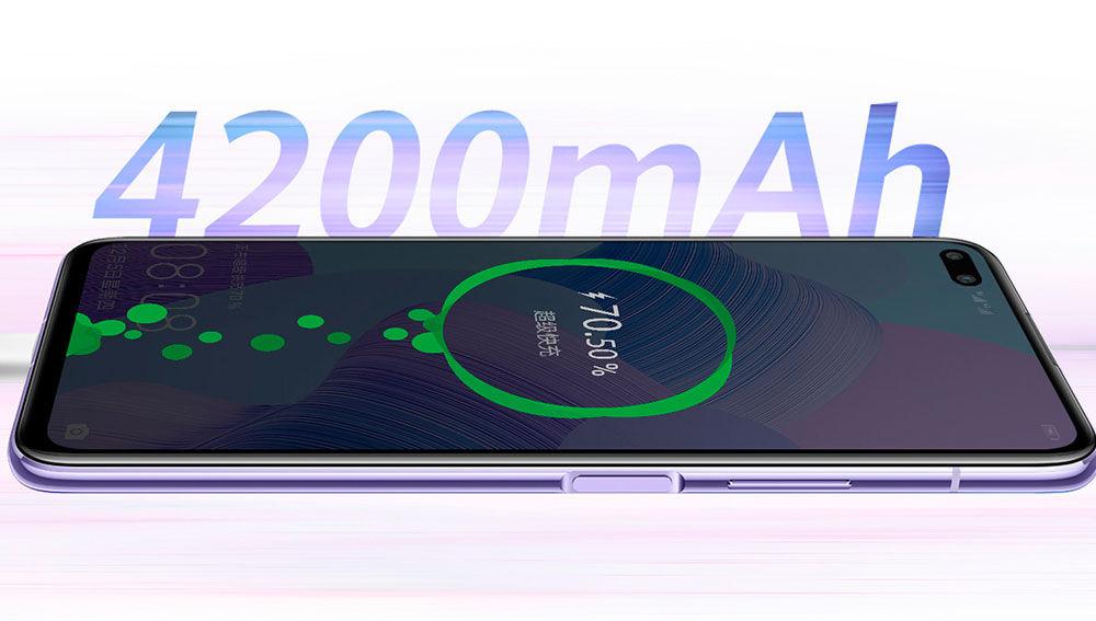 Huawei Nova 6 5G - Batería
