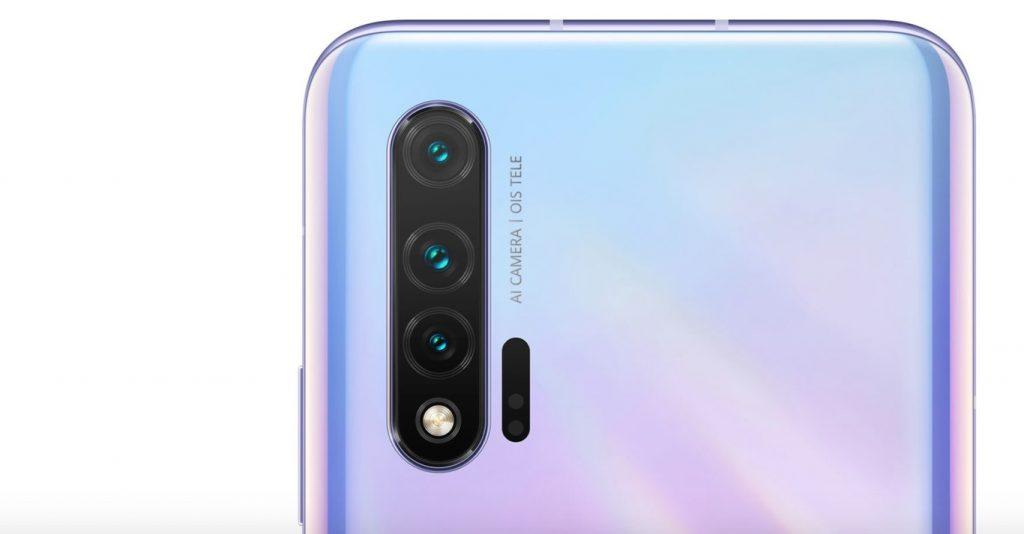 Huawei Nova 6 - Cámaras