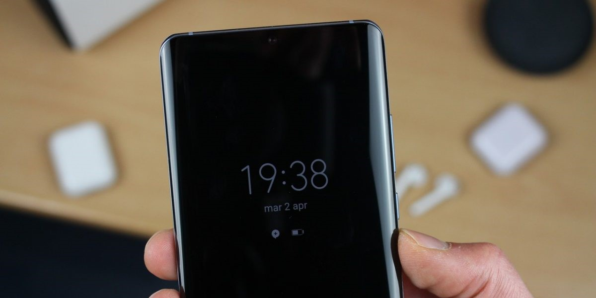 Huawei P30 Pro - Always On Display