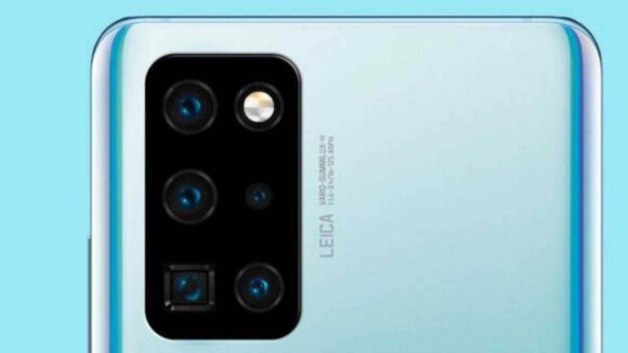 Huawei P40 Pro Cámaras