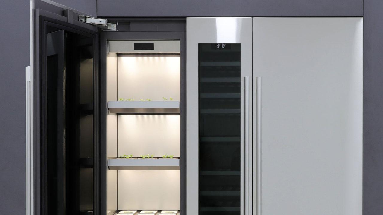 LG Indoor Garden, un invernadero inteligente para la cocina