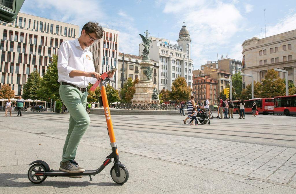 Los patinetes eléctricos serán regulados en España