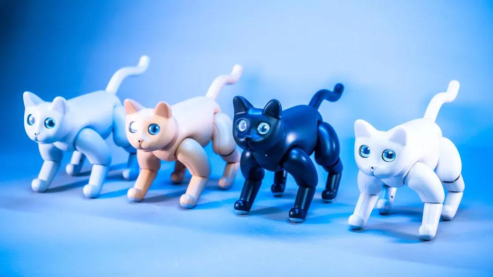 MarsCat, el gato biónico para el hogar