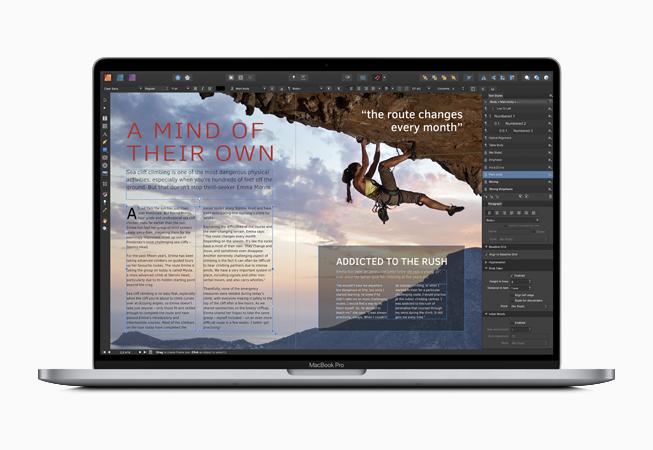 Mejor app para Mac - Affinity Publisher