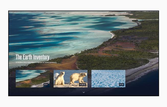 Mejor app para el Apple TV - The Explorers