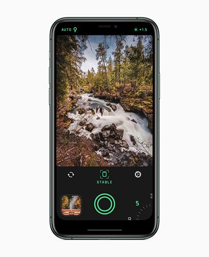 Mejor app para el iPhone - Cámara Spectre