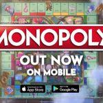 Monopoly llega a móviles, ya disponible en la App store y Play Store