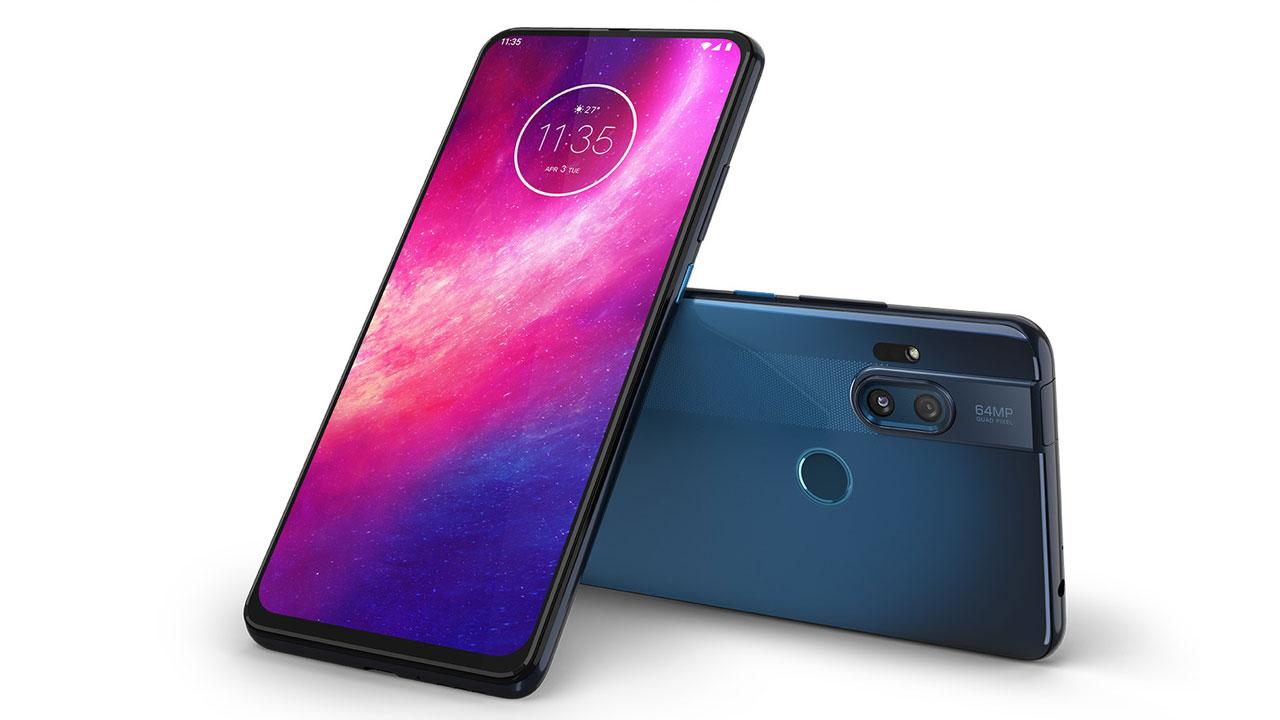 Motorola One Hyper - Destacada