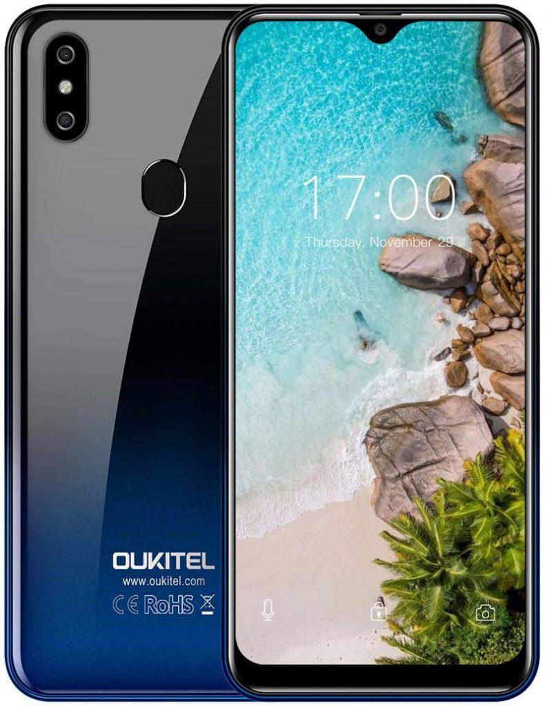 OUKITEL C15 Pro, aspecto