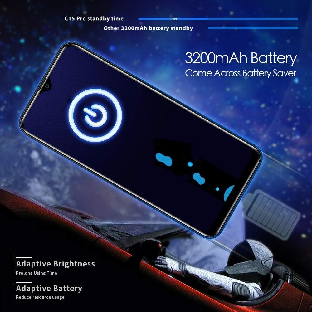 OUKITEL C15 Pro, batería