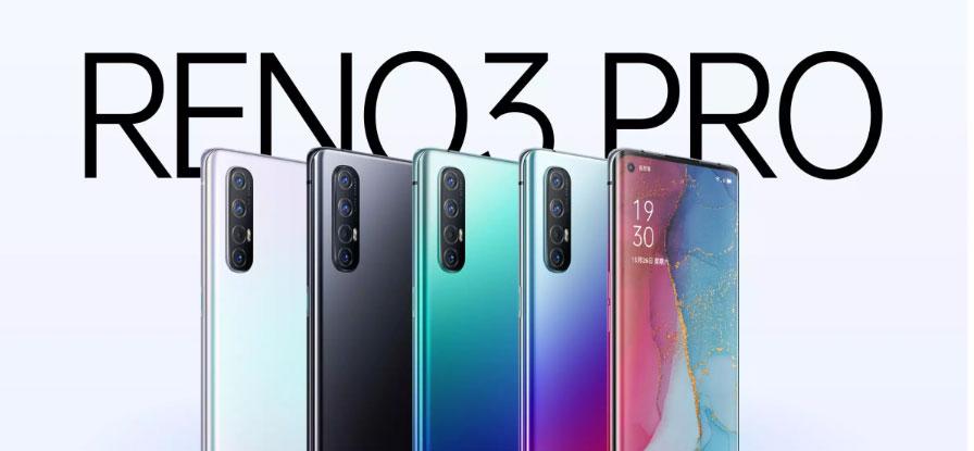 Oppo Reno 3 Pro 5G - Cámaras