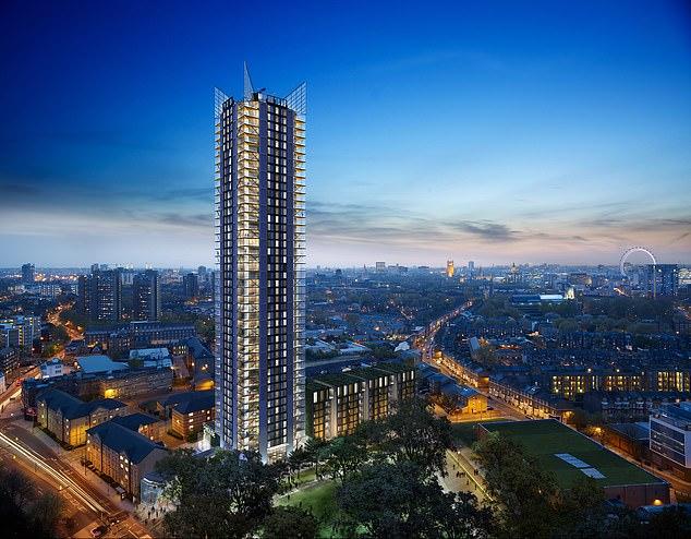 Torre Newington Butts de Londres